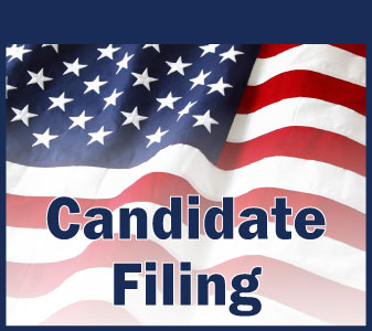 Coming Soon: Candidate Filing