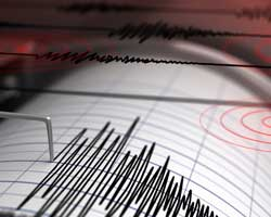 Link to Earthquakes - Seismograph