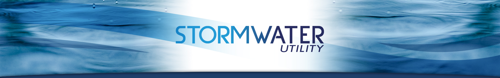 Stormwater Utility Department Header - Click for home page